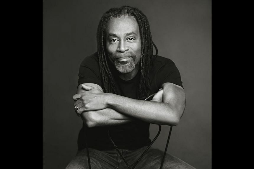 Bobby McFerrin says he has learnt a lot about performing live from late comedian Robin Williams. -- PHOTO: SINGAPORE INTERNATIONAL JAZZ FESTIVAL