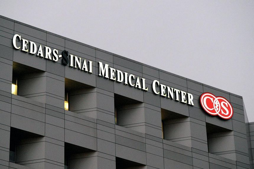 The Cedars-Sinai Medical Centre may have unwittingly infected nearly 70 patients with a treatment-resistant superbug, becoming the second Los Angeles hospital to issue an alert. -- PHOTO: EPA