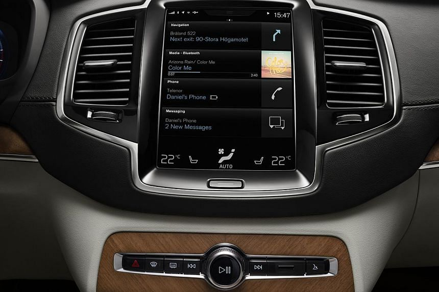 Car review: New Volvo XC90 is a premium people carrier with
