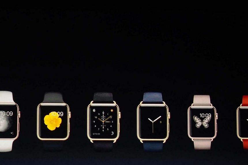 Smartwatches, like the highly anticipated Apple Watch (above), generate a constant stream of biodata that could lead to an unhealthy obsession with our personal wellness and give rise to unnecessary anxiety about our health, behaviour and habits. --