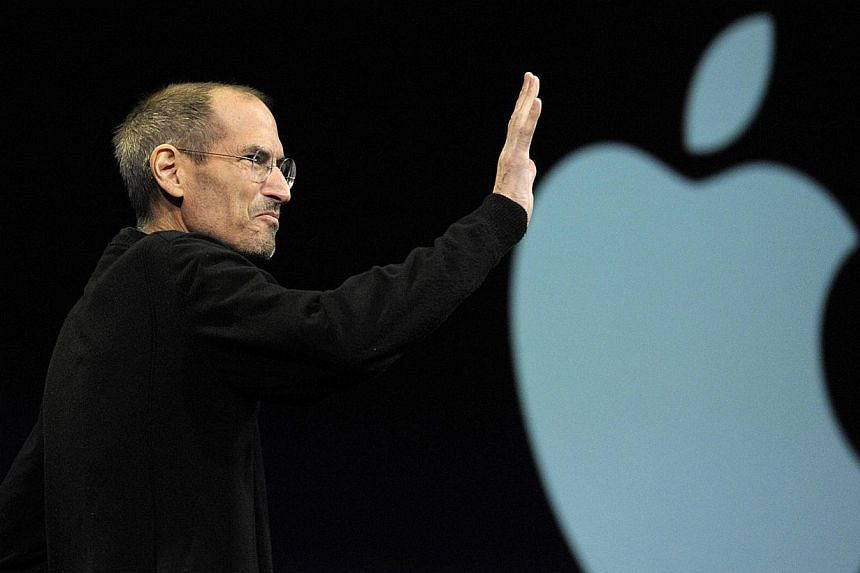 The late Apple co-founder Steve Jobs made non-human things intuitive to humans, an incredibly valuable skill. -- PHOTO: BLOOMBERG