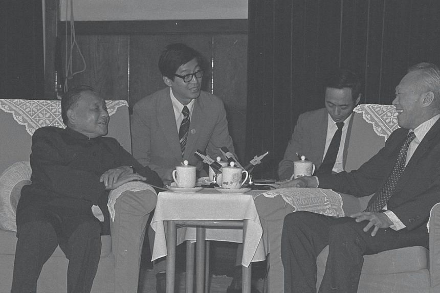 Mr Lee Kuan Yew is an old friend, founder and mover of Sino-Singapore ties: China