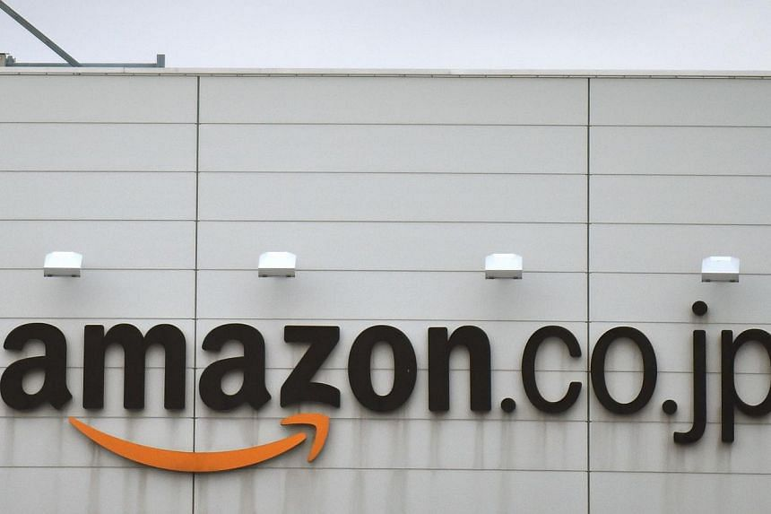 First it was books, then household products; now you can buy an electric car from online shopping giant Amazon. -- PHOTO: AFP