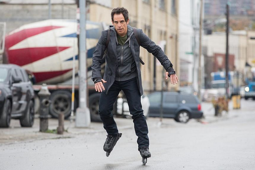 Ben Stiller stars as a guy in a mid-life crisis in While We're Young.