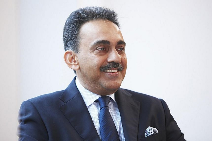 Standard Chartered's group executive director Viswanathan Shankar, who heads its business in Europe, Middle East, Africa and Americas, has resigned to pursue other interests, the bank said on Wednesday, April 1, 2015. -- PHOTO: STANDARD CHARTERED