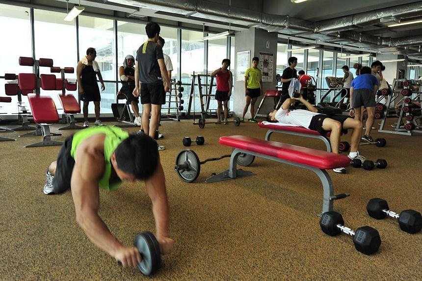 Foreigners here will pay more for public sports facilities managed by Sport Singapore (SportSG) from next month. -- PHOTO: ST FILE