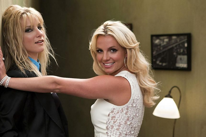 The series also put stars such as Britney Spears (with actress Heather Morris,) and Gwyneth Paltrow back in the spotlight.-- PHOTO: STARWORLD, FOX BROADCASTING