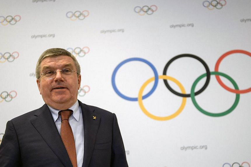 International Olympic Committee (IOC) president Thomas Bach is set to receive 225,000 euros (S$330,500) a year to cover his costs, said the IOC in a statement where it revealed a move to make public details of proposed payments to executive board mem