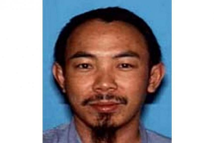 """A photo dated the year 2000 from the FBI website of the wanted terroristZulkifli bin Hir, known as Marwan.The US Federal Bureau of Investigation said on Wednesday it has confirmed that Zulkifli, known as Marwan and one of its """"most wanted"""