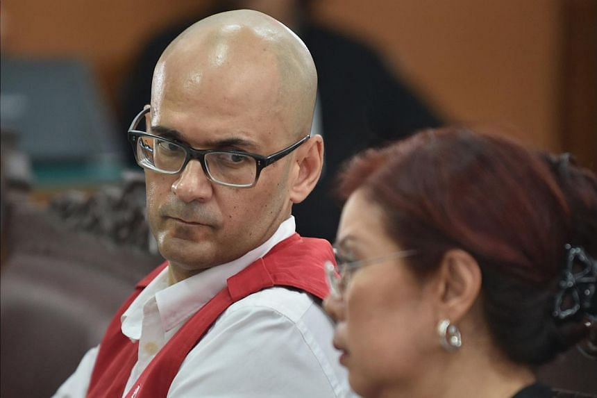 Canadian school administrator Neil Bantleman (left) was sentenced to 10 years in jail in Indonesia on Thursday, April 2, 2015, for sexually abusing kindergarten boys at a prestigious international Jakarta school, in a controversial case that has put
