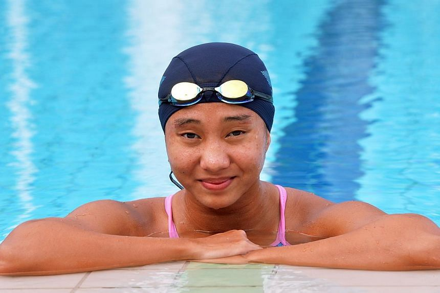 The Singapore National Olympic Council (SNOC) Games Appeals Committee has approved the selection of 44 additional athletes for the 2015 SEA Games, including swimmer Nur Marina Chan (above). -- PHOTO: BERITA HARIAN FILE