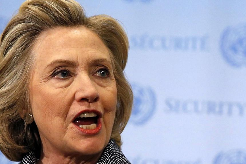 Hillaryclinton.org bears the likely Democratic presidential candidate's name, but she would not want supporters to go there: some cyber security experts said this week the site contains malicious software. The site is registered, not to Clinton (abov