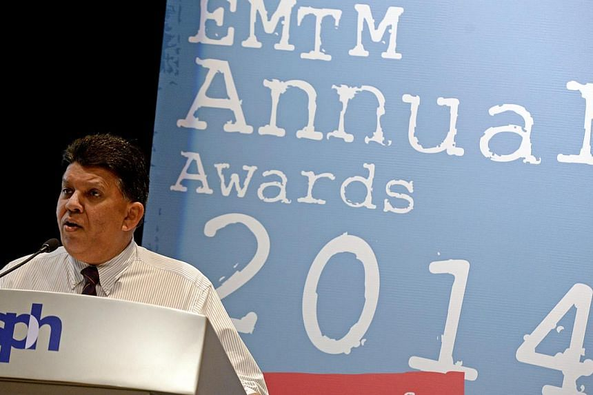 Mr Patrick Daniel said that while print and digital news products will be the EMTM Group's core business, it wants to aggressively develop media adjacencies to augment its revenues and profits.