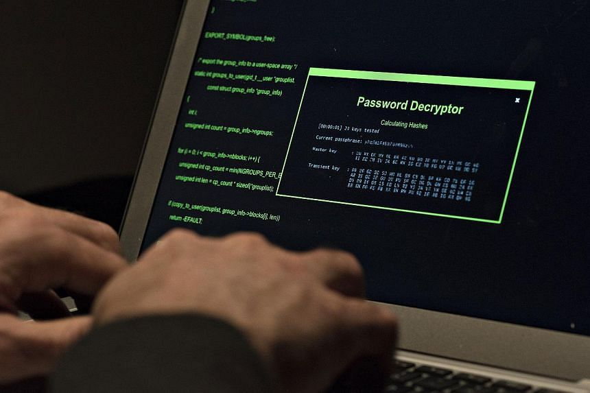 According to software security firm Symantec, one in 392 e-mail messages a day in 2013 was a phishing attack. The numbers are rising, a spokesman added. -- PHOTO: BLOOMBERG