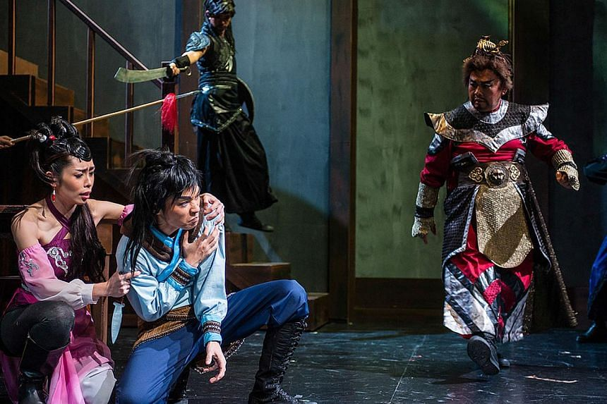 Restaged award-winning drama The Weight Of Silk On Skin sold out its four-day run at the Esplanade Theatre Studio. One cannot blame practitioners when tried-and-tested productions are more warmly received than new productions, such as Legends Of The