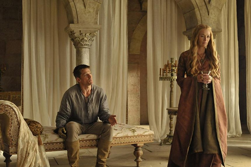 Many millions of people throughout the world will illegally download the fifth season of Game Of Thrones, released today by HBO. -- PHOTO: HBO ASIA
