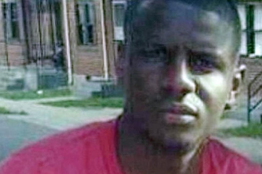 Baltimore police officers involved in the arrest of Freddie Gray (above), who died of spinal cord injuries in police custody, will face criminal charges, including manslaughter and murder, in the death of the 25-year-old black man, the city's chief p