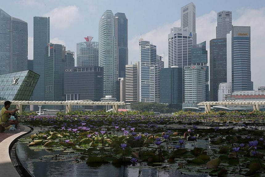 Singapore is exceptional, and it must remain that way in order to survive, said Prime Minister Lee Hsien Loong on Friday. -- ST PHOTO: NEO XIAOBIN