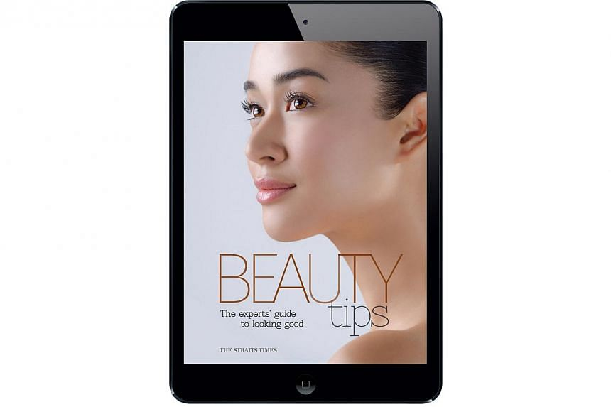 Inspired by the many beauty features over the years in ST's Urban magazine, the multimedia e-book is free to download.