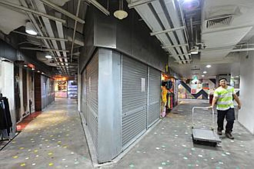 Far East Plaza's Level One, a teen shopping haven that opened to much fanfare in 2002, is a rather desolate place now with more than a few shops shuttered and even fewer customers. The last major revamp at the 33-year-old mall was in 2005, when it sp