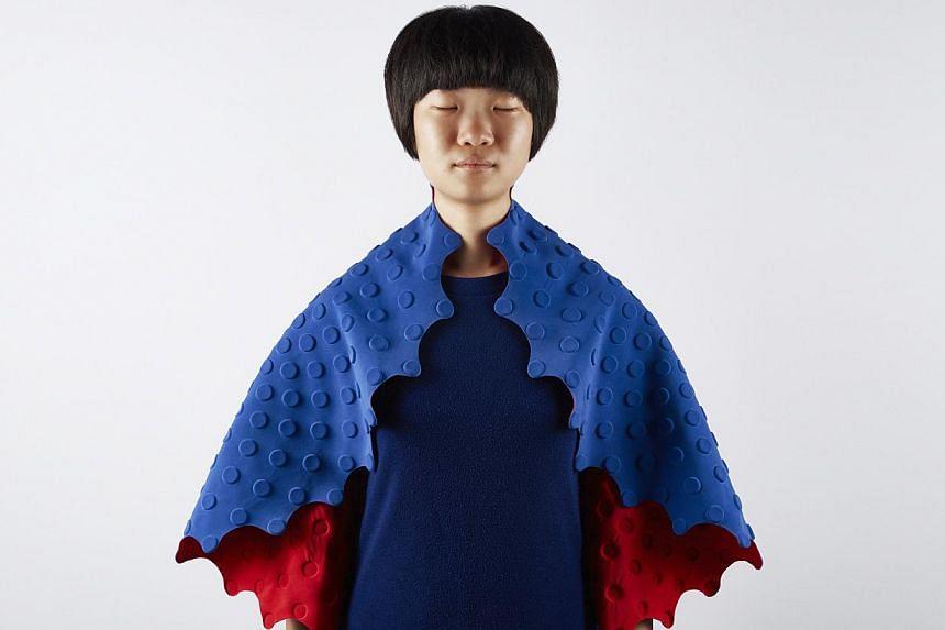 4 Textile Transmutations by Tiffany Loy. -- PHOTO: TIFFANY LOY