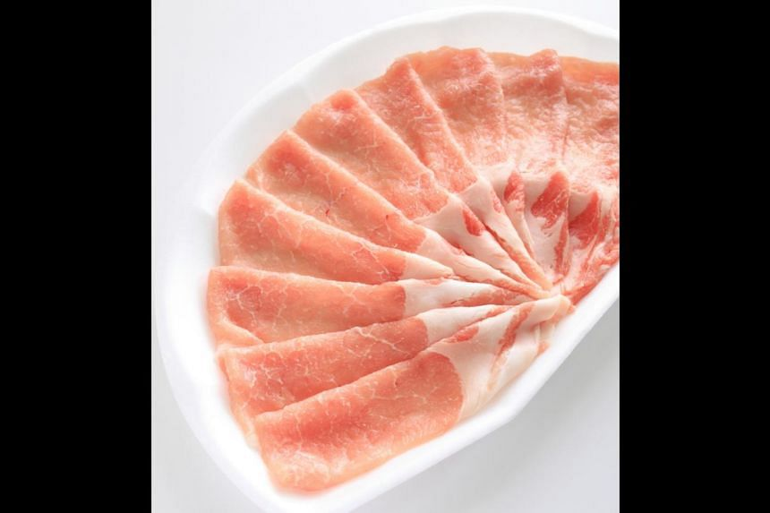 Pork sliced up to 1.2mm thin from Asian Cutz. Rakuten Singapore's bestsellers include Wild Alaskan Snow Crab ($40 for 1kg).