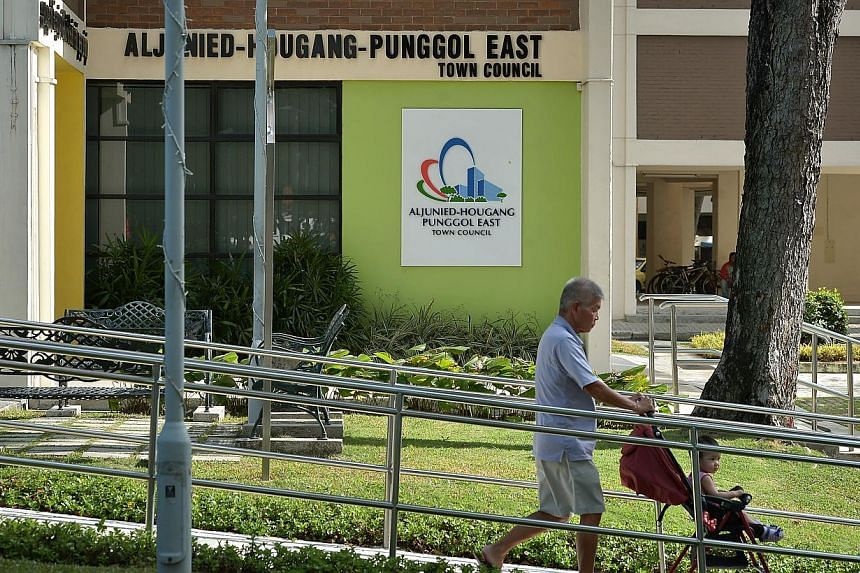 The Aljunied-Hougang-Punggol East Town Council (AHPETC) has hired an external accounting firm to help it clean up its past accounts, said its chairman Sylvia Lim in a statement yesterday. -- ST PHOTO:KUA CHEE SIONG