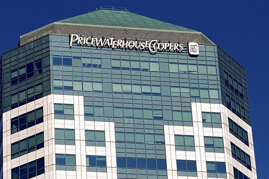 Britain's accounting giant PricewaterhouseCoopers (PwC) - the country's biggest private sector employer of graduates - has announced a radical hiring policy to start taking effect in June. -- PHOTO: PWC