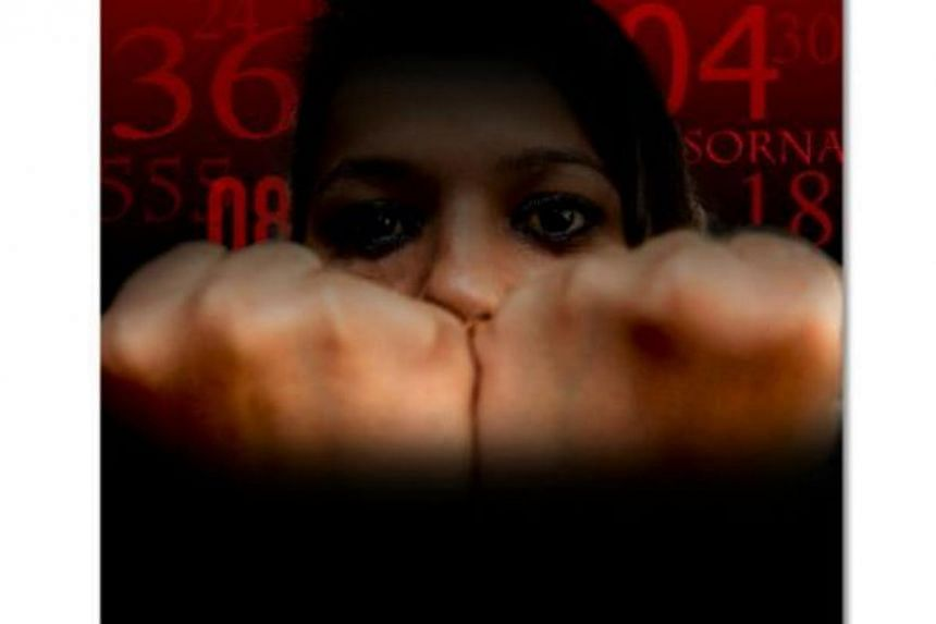 United Malaysia Crime Prevention Organisation (UMCPO) has revealed that there are 1,300 female triad leaders in the country, and they are apparently recruiting more schoolgirls to join their female gangs. -- PHOTO: THE STAR/ASIA NEWS NETWORK