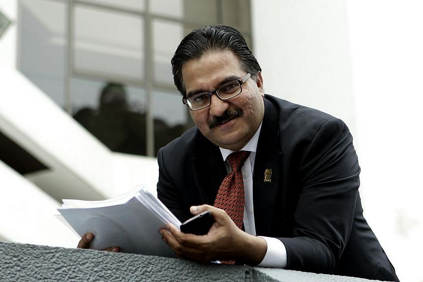 Lawyer Gopinath Pillai, 44, the former chairman of the Law Society's Criminal Aid Legal Scheme who is known for his volunteer work, was struck off the rolls for forging court documents and lying about the status of a lawsuit to fob off a client who w