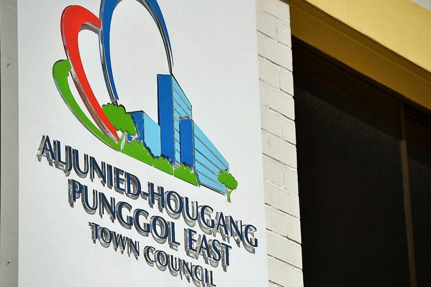 The Ministry of National Development has highlighted four areas of concern over the Aljunied-Hougang- Punggol East Town Council's (AHPETC) current cash flow position. -- PHOTO: ST FILE