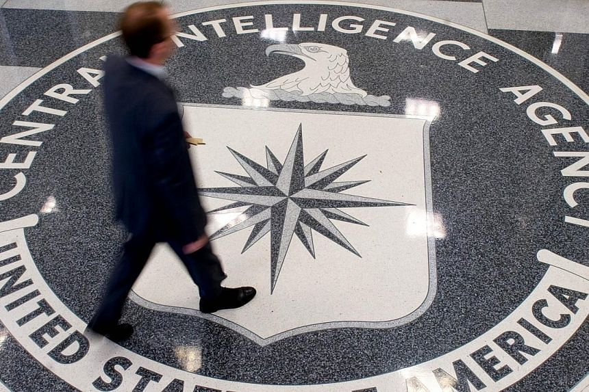 A former United States Federal Bureau of Investigation (FBI) agent with a history of mental illness was arrested outside the Central Intelligence Agency (CIA) headquarters last week. -- PHOTO: AFP