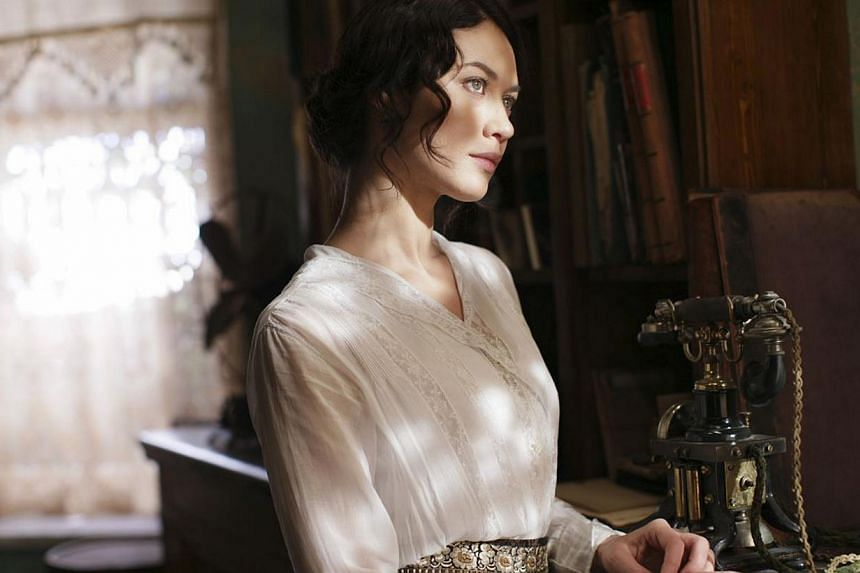 Actress Olga Kurylenko shows commendable restraint in her role as a single mother, Ayshe, in The Water Diviner. -- PHOTO: SHAW