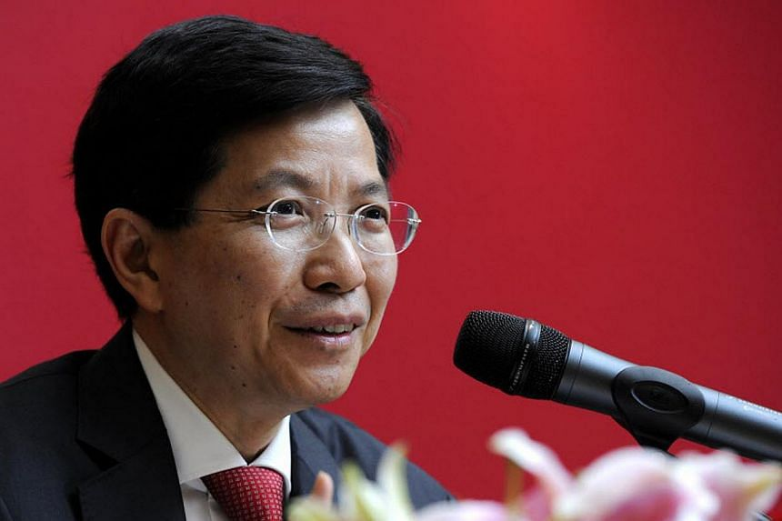 Resorts World Sentosa (RWS), rewarded president and chief operating officer Tan Hee Teck with performance shares worth an eye-popping $29 million at current prices. -- PHOTO: BLOOMBERG