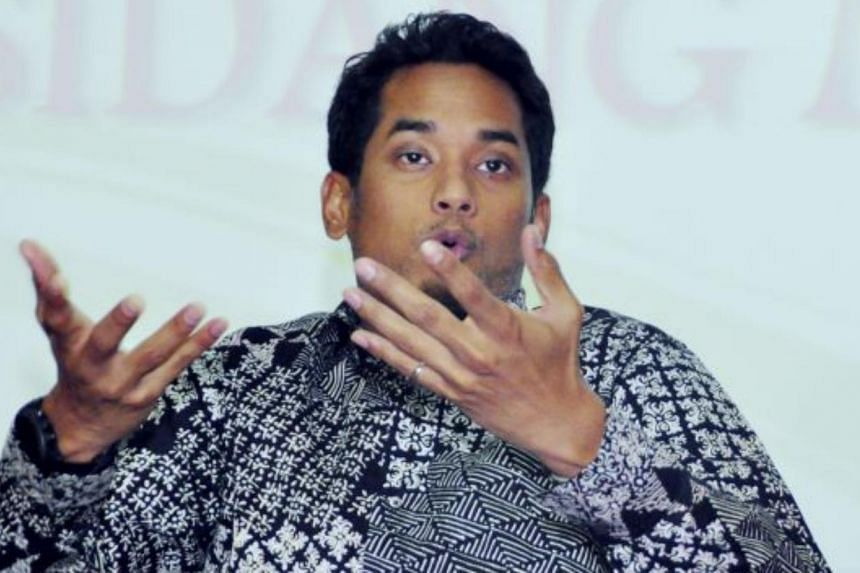 Malaysian Youth and Sports Minister Khairy Jamaluddin has spoken up against offering a second chance to the Malaysian scholar in London convicted of possessing child pornographic material, saying he could take a second chance on his own after serving