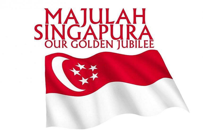 The logo for this year's National Day Parade. -- PHOTO: MINDEF