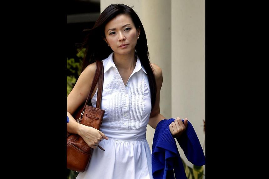 At one point, Serina Wee was the accountant of both the church and Xtron.