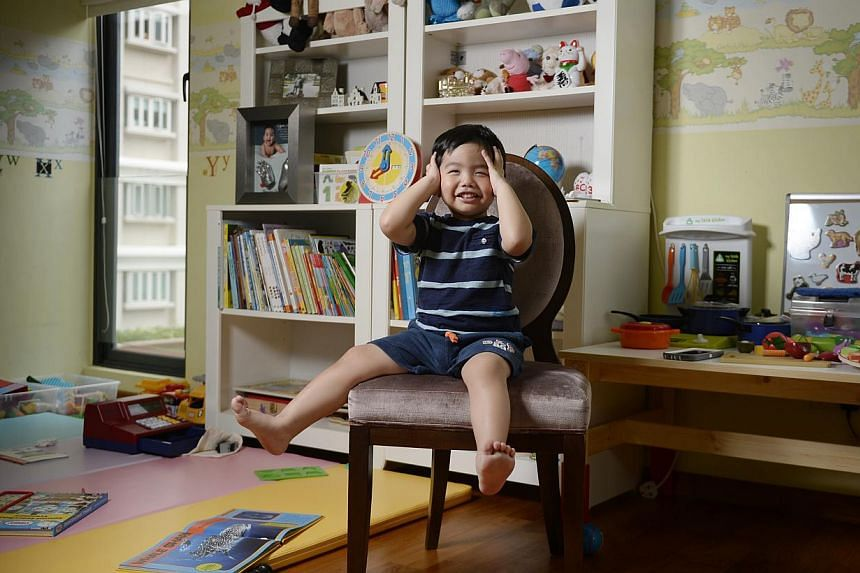Elijah Catalig is happy watching Peppa Pig cartoons and eating ice cream, and he is interested in sharks and dinosaurs. He has an IQ score of 142, which places him at the 99.7 percentile, and is the youngest member of Mensa Singapore.
