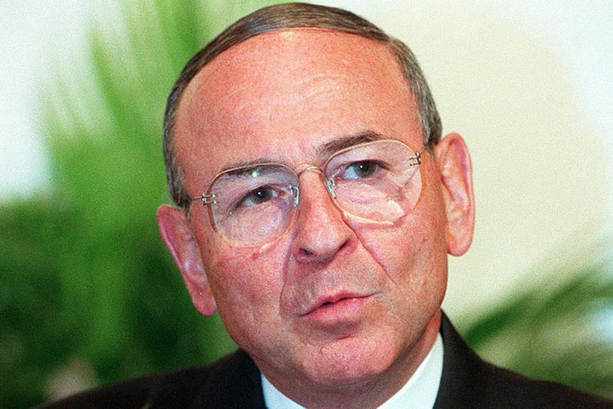 Mr Maurice Newman. -- PHOTO: THE BUSINESS TIMES