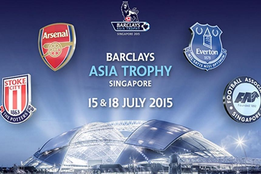 Tickets for the Barclays Asia Trophy will go on sale on Wednesday at 10am. -- PHOTO: BARCLAYS ASIA TROPHY