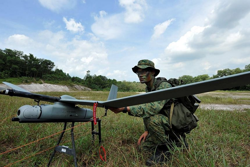 Portable unmanned aerial vehicles (UAVs) have become part of the arsenal available to troops. Technology has lowered the barriers to wage hybrid warfare. Weapons are now drawn from political, economic, information and even humanitarian domains. In th