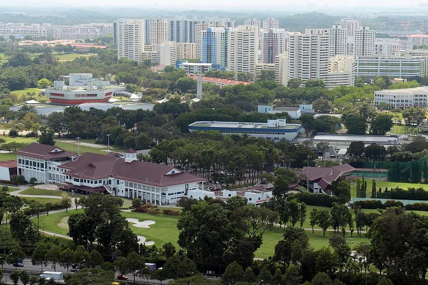The terminus of the future Singapore-Kuala Lumpur high-speed rail (HSR) will be located at the current Jurong Country Club site. Malaysia is looking to price the HSR service at under RM400 (S$148) for a round trip ticket -- PHOTO: ST FILE