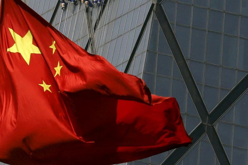 China's wealth machine shows no signs of stopping. -- PHOTO: REUTERS
