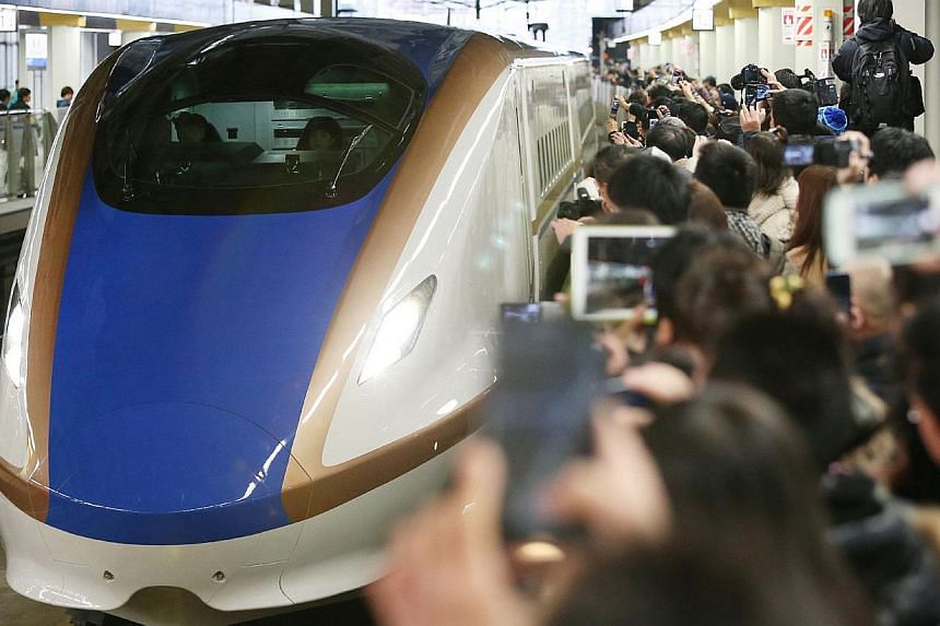 Thai PM Prayut Chan-o-cha, who rode a Shinkansen during his trip to Japan in February, wants similar high-speed trains to link Bangkok with tourist destinations in the south.