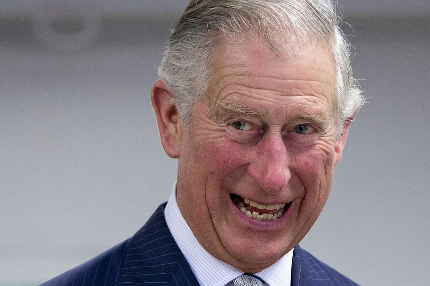 A series of potentially embarrassing letters written by Britain's Prince Charles (above) to government ministers in 2004-2005 will be published on Wednesday, a step that could cast doubt over the political neutrality of the future king. -- PHOTO: REU