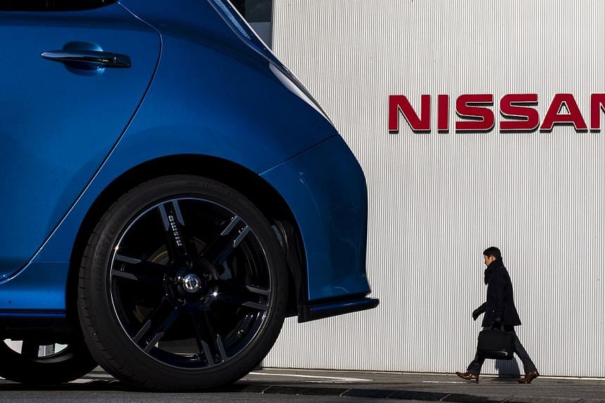 Nissan on Wednesday, May 13, 2015, said its net profit in the year to March soared 17.6 per cent to 457.6 billion yen (S$5.1 billion), crediting a weak yen and new model rollouts for buoyant results that drove past its own earlier forecasts.--