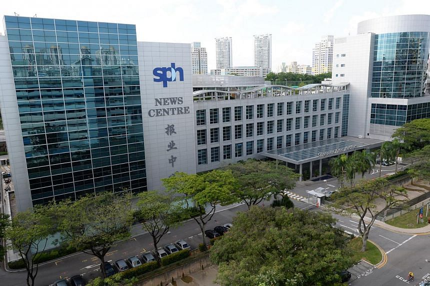 SPH has won recognition for two of its branding and marketing initiatives from a major international newspaper industry group. -- ST PHOTO: AZIZ HUSSIN