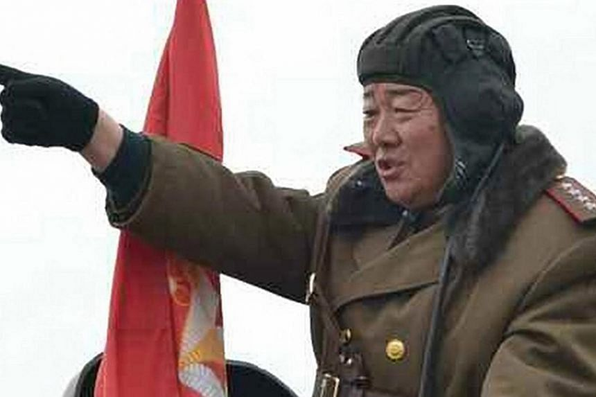 Doubts surfaced on Thursday over the reported execution of North Korea's defence chief Hyon Yong Chol, as the original source, South Korea's spy agency, clarified that it had been unable to verify he had been put to death. -- PHOTO: EPA