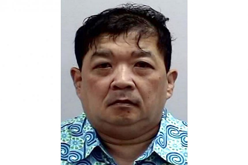 Tan Chin Heng, 46, stole from two prostitutes less than two years after he came out of prison for similar offences. -- PHOTO: SINGAPORE POLICE FORCE