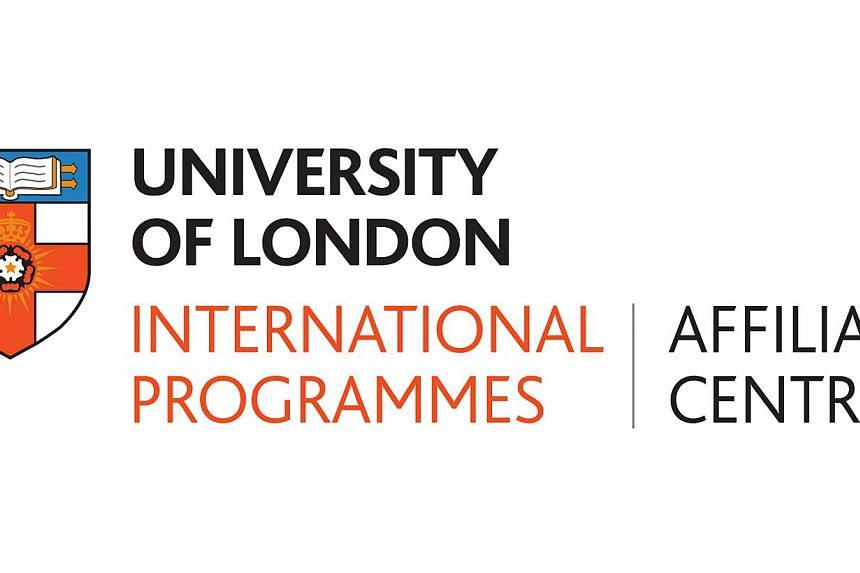 The University of London logo. Around 2,000 degree and diploma students who sat for a statistics exam on May 7 set by the institution will have to take it again because of a mistake. -- PHOTO: UNIVERSITY OF LONDON